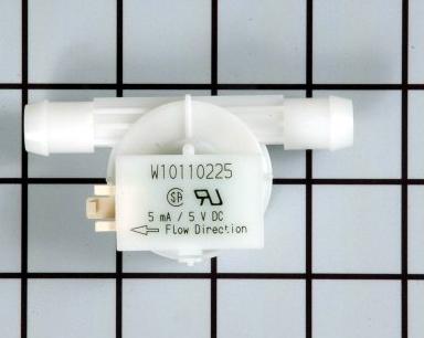 WPW10110225 Whirlpool Washer Flow Meter