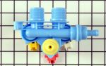 WPW10156253 Whirlpool Washer Water Inlet Valve