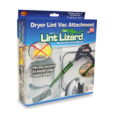 Lint Lizard Dryer Vent Cleaning Tool
