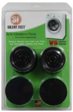 892955002006 Regular Silent Feet Black